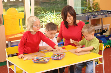 Vocational Qualifications at Great Western Pre-School Nursery Training Centre Aberdeen